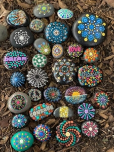 Susan Weislow,  Mandala Stone Art Kits