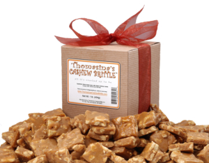 Thomasina's Cashew Brittle